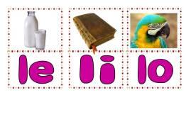 Cartas silábicas