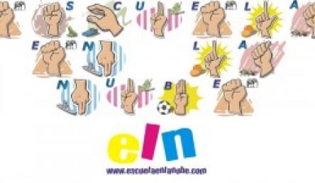 El alfabeto de las manos. Lenguaje dactilar