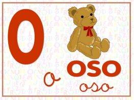 abecedario de colores, letras, abecedario