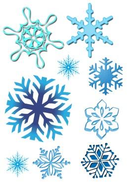 Copos de nieve-2