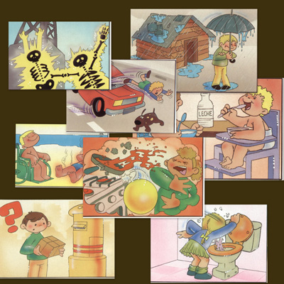 comprension, atencion, visualizacion, recursos para el aula, educacion infantil, recursos educativos, situaciones diarias