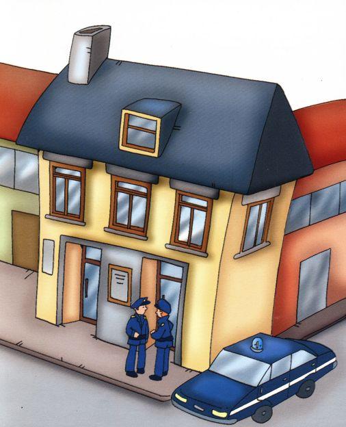 La ciudad, tiupos de edificios, tipos de casas, elementos de la calle