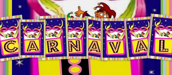 Abecedario de Carnaval