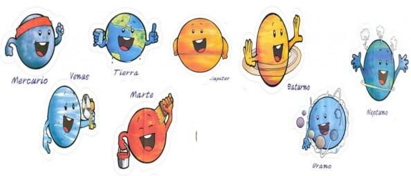 Poema infantil: Los Astros