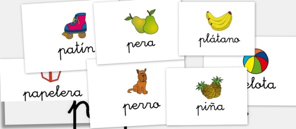 Bits de imágenes para repasar vocabulario
