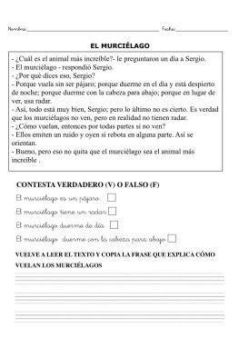 EL MURCIÉLAGO-1