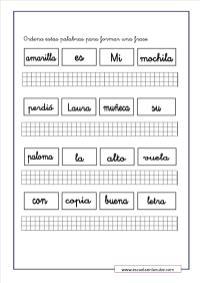 lengua_ordena la frase