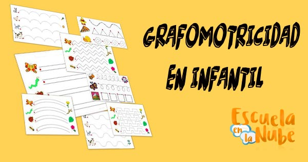 grafomotricidad infantil