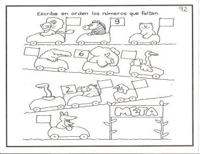 Fichas infantil 31