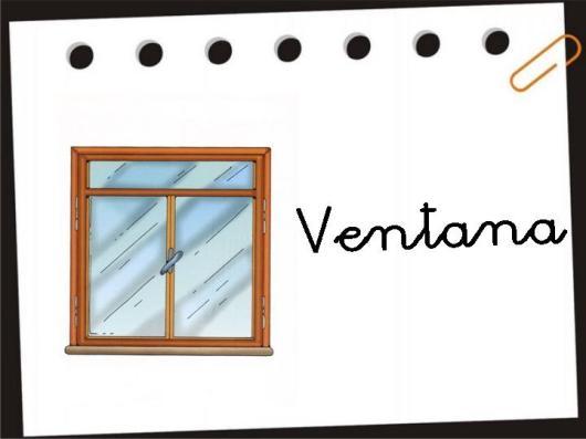 vocabulario básico de la casa 09