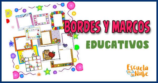 marcos y bordes educativos