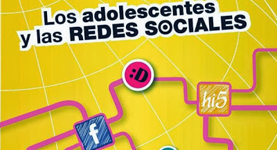 Adolescentes y redes sociales. Vídeo educativo