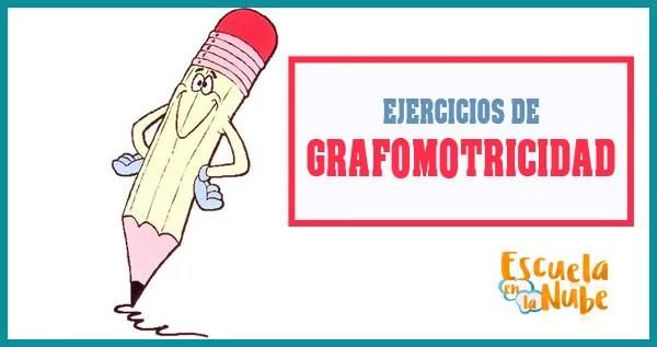 ejercicios de grafomotricidad, grafomotricidad infantil, grafomotricidad para niños