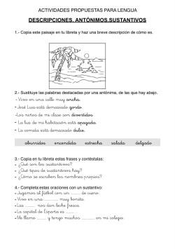 Descripciones.Antónimos.Sustantivos-1