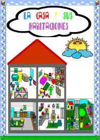 portada del juego de la casa y sus habitaciones