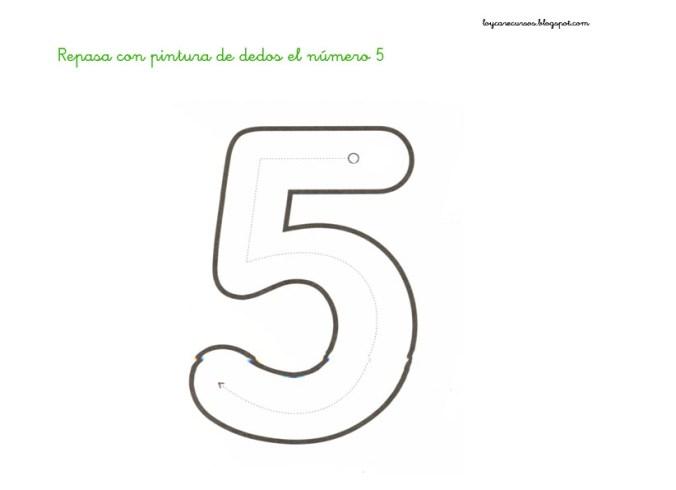 número cinco 01
