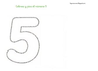 número cinco 05