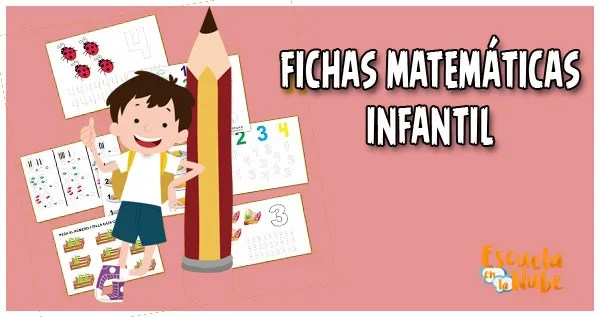matemáticas en infantil