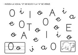 las vocales letra O 03