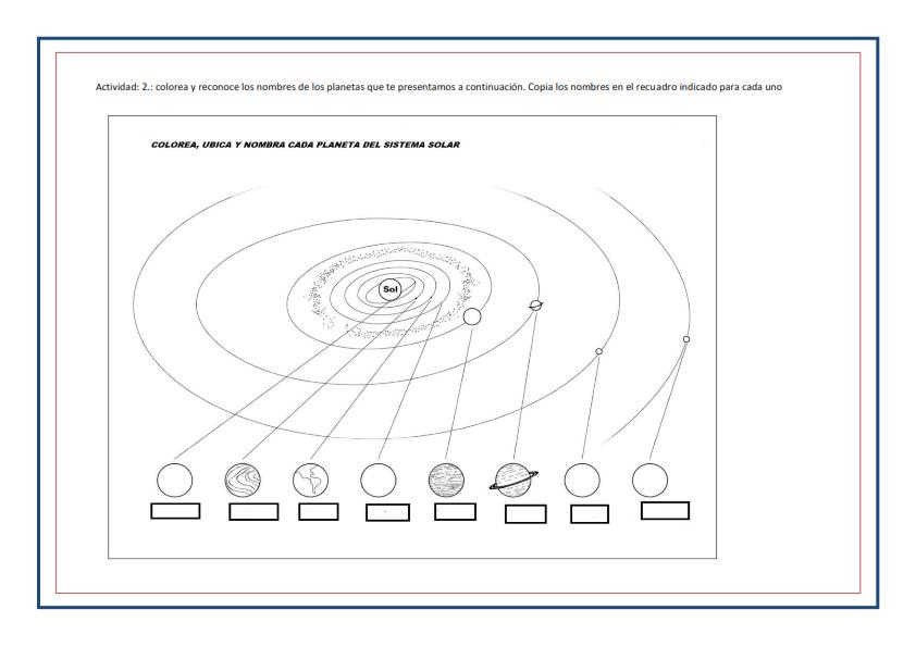 Ficha - Rompecabezas aprendiendo sobre el sistema solar_002