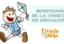 Educación artística: Beneficios de la cometa en la educación