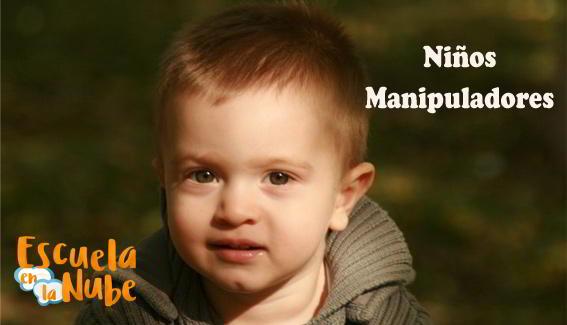niños manipuladores