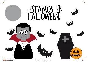 Actividades para el aula en halloween