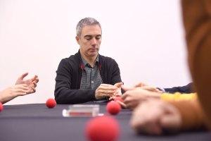 Clases y cursos de magia