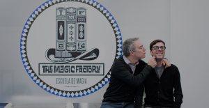 Escuela y cursos de magia