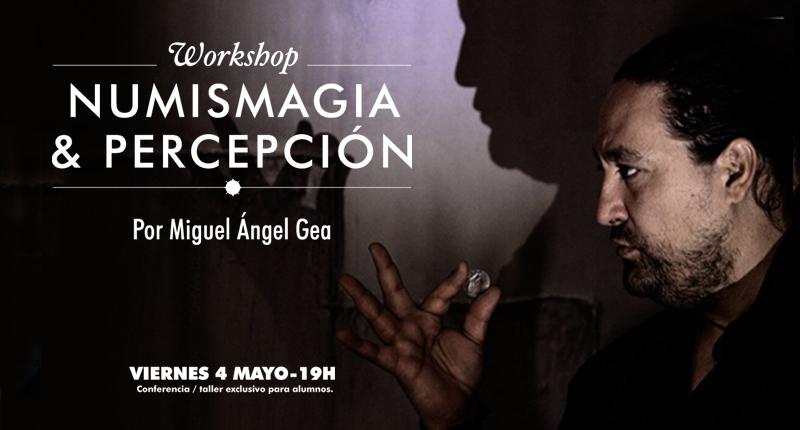 Aprender magia. Miguel Angel Gea