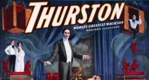 Aprender magia. Howard Thurston