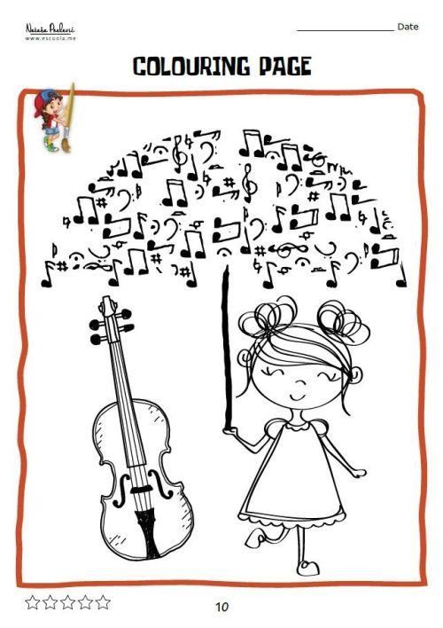 Theory of Music, Workbook 1