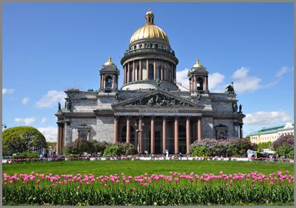 Cattedrale di Sant'Isacco a San Pietroburgo