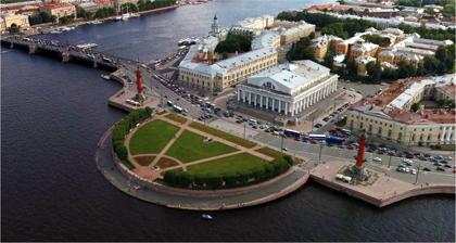 Giro panoramico della città- San Pietroburgo