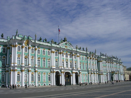 Museo Ermitage di San Pietroburgo