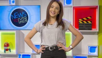 Isabella Clarke, the Australian representative in JESC 2017.