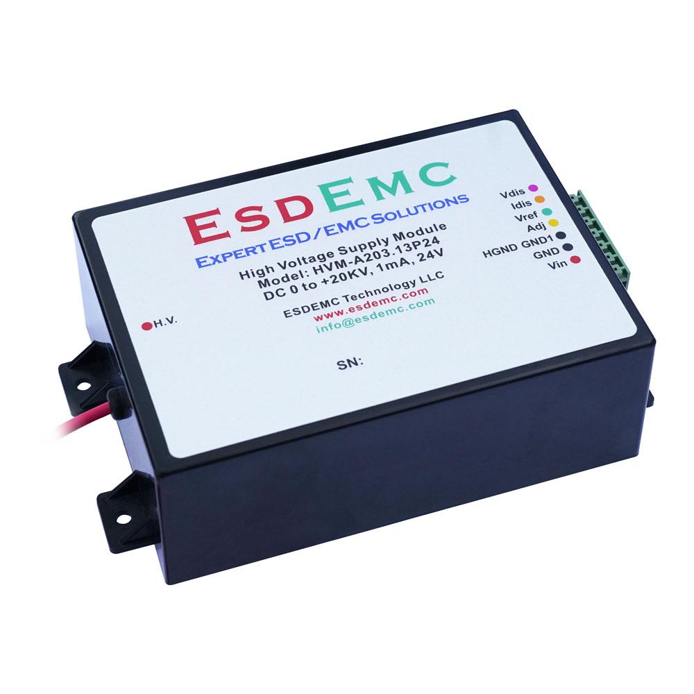 20kV Adjustable Precision High Voltage DC Supply Module