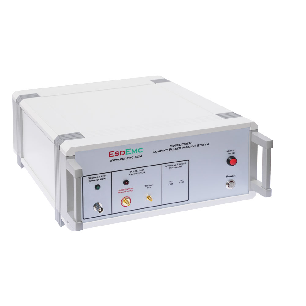 Es620 Compact Tlp Iv Curve System Esdemc Technologyesdemc Technology Programmable Levels High Speed Pulse Generator