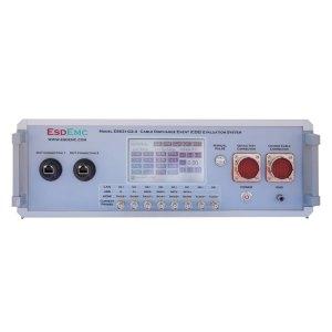 电缆放电 (CDE) 测试方案