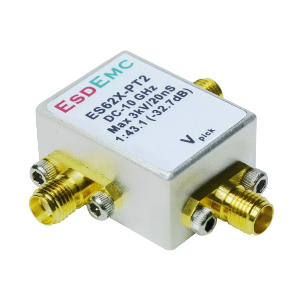 ES62X-PT2 DC-10 GHz Wideband Pick-off Tee