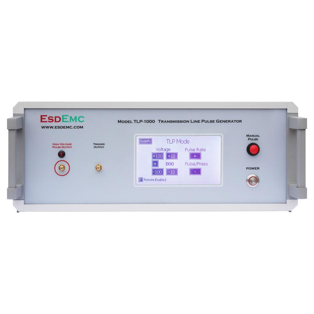 TLP-1000 Series Transmission Line Pulse Generator | ESDEMC