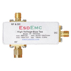 BT-450V2A5G High Voltage Bias Tee
