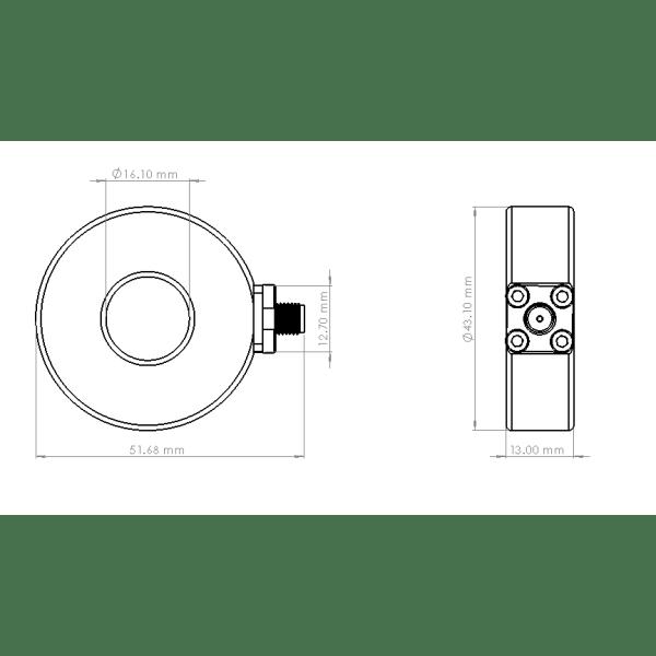 CT-001-B011宽带电流互感器