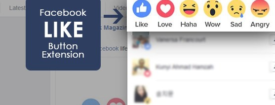 how to get new facebook like button