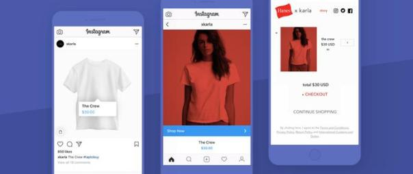 Sell in Instagram with shopify