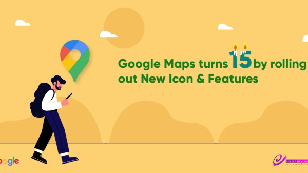 Google's product 'Google Maps' turns 15 with New Icon and Features
