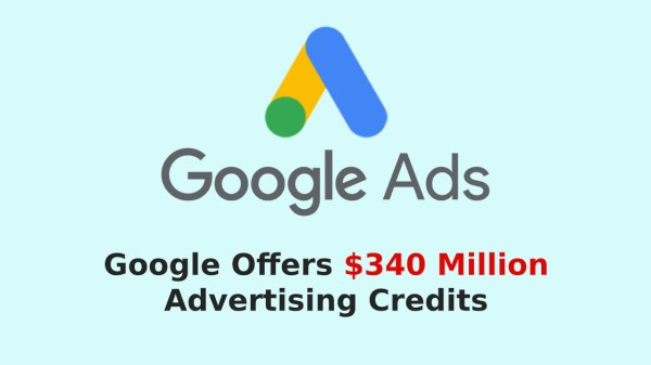 Google Offers Ad credits for SMBs