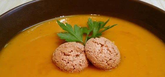 ricette con la crema di zucca con amaretti