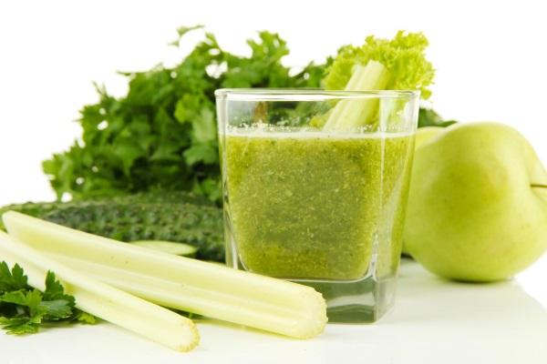 semi di chia ricette per dimagrire frullato di spinaci e semi di chia