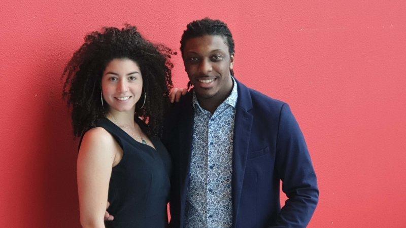 Gratis Proefles Salsa en Bachata (dominican). Ramiro & Carla (GEANNULEERD WEGENS CORONACRISIS)